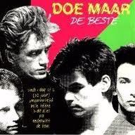 Muziek - Doe Maar popgroep NL