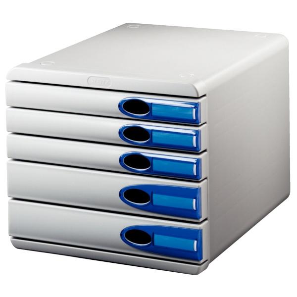 Biroul tău va fi cel mai special! Cu ajutorul suportului pentru birou cu 5 sertare! http://www.dacris.net/suport-birou-albastru-5-sertare-allura
