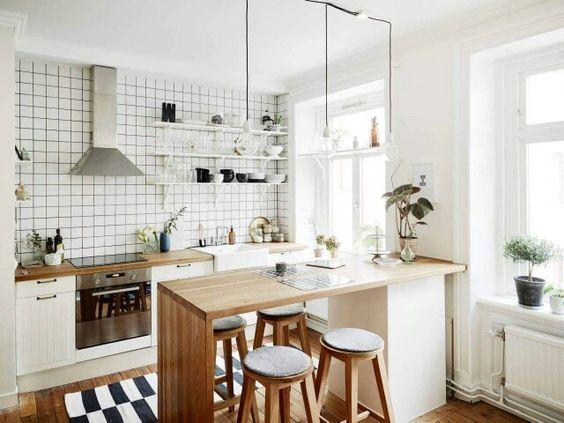 56 besten Kitchen Bilder auf Pinterest | Kleine küchen, Küche klein ...