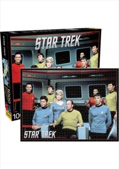 Star Trek Original Series Puzzle 1000 pieces