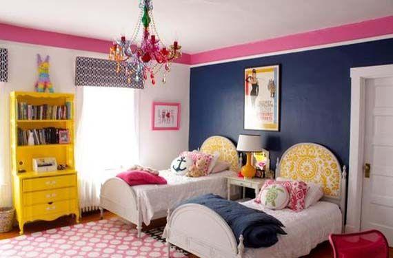 Habitaciones para chicas jóvenes