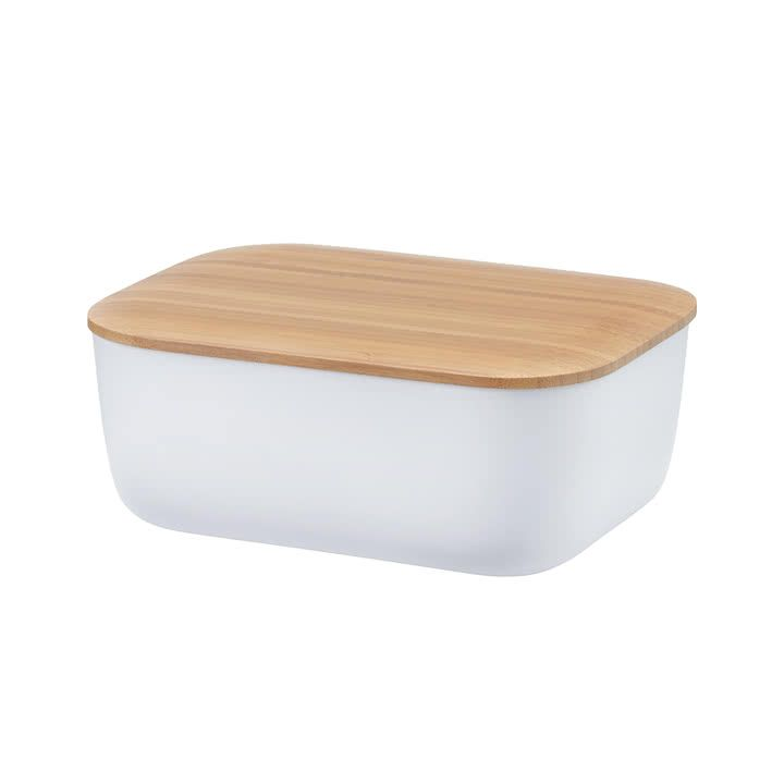 Box-It Butterdose von Rig-Tig by Stelton in Weiß