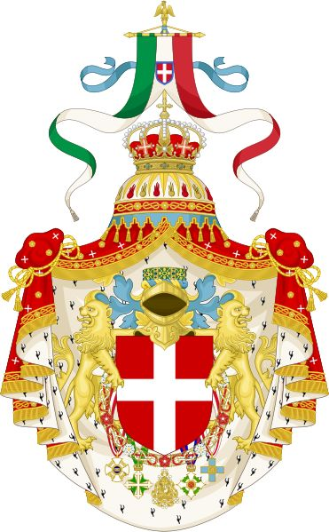 File:Coat of arms of the Kingdom of Italy (1890).svg