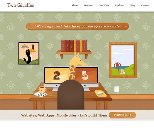 fun approach to webdesign