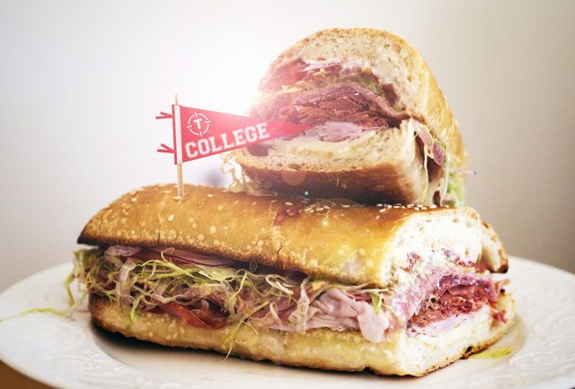 The 30 Best College Sandwich Shops in America