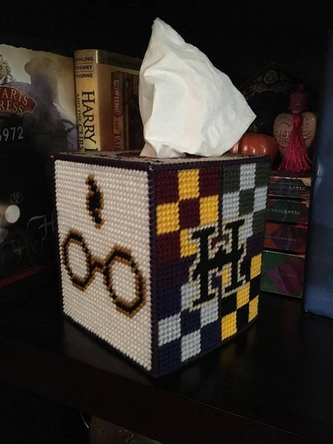 Harry Potter Tissue Box Cover