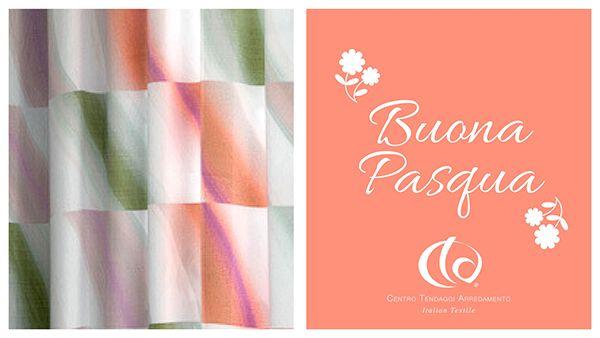 Happy Easter by our staff!  #curtains #madeinitaly #tessuti #interiordesign #tendaggi #textile #textiles #fabric #room #rooms #home #house #design #art #homedecor #homedesign #hometextile #decoration #ctasrl #italiantextile #aprile #primavera #pasqua #buonapasqua #uovadipasqua #easter #happyeaster Visita il nostro sito www.ctasrl.com