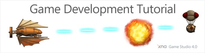 2D Game Development Tutorial with XNA Game Studio