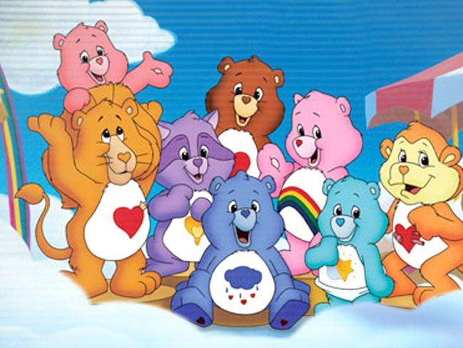 Care Bears 01 | 1980's cartoons | dailytelegraph.com.au