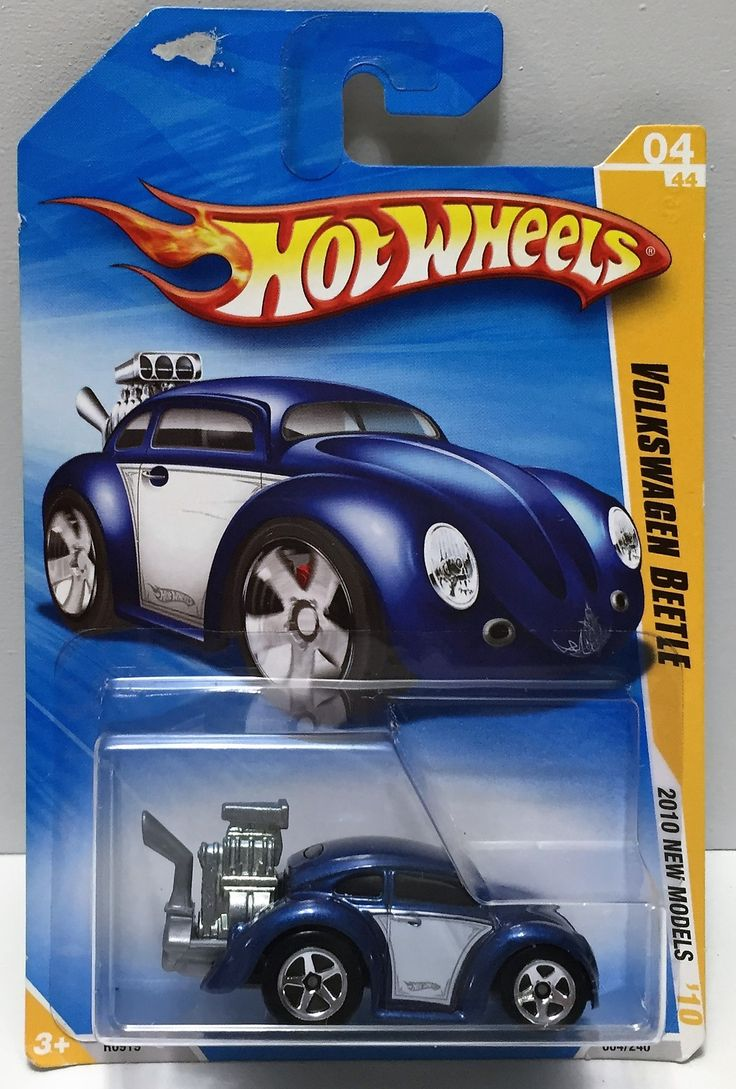 Mattel legends 1 24 1969 hot wheels twin mill concept car electronic -  Tas034000 2009 Mattel Hot Wheels 2010 New Models Series Volkswagen Beetle