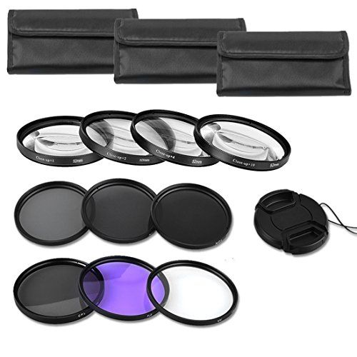 52mm hoya digital filter kit ii