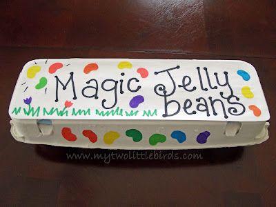 Magic Jelly Bean Game...