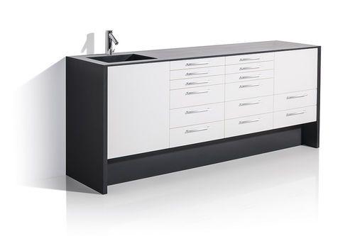 General purpose furniture / for dental clinics / with door / with sink Essenza Elegance Kregar Med + Lab d.o.o.