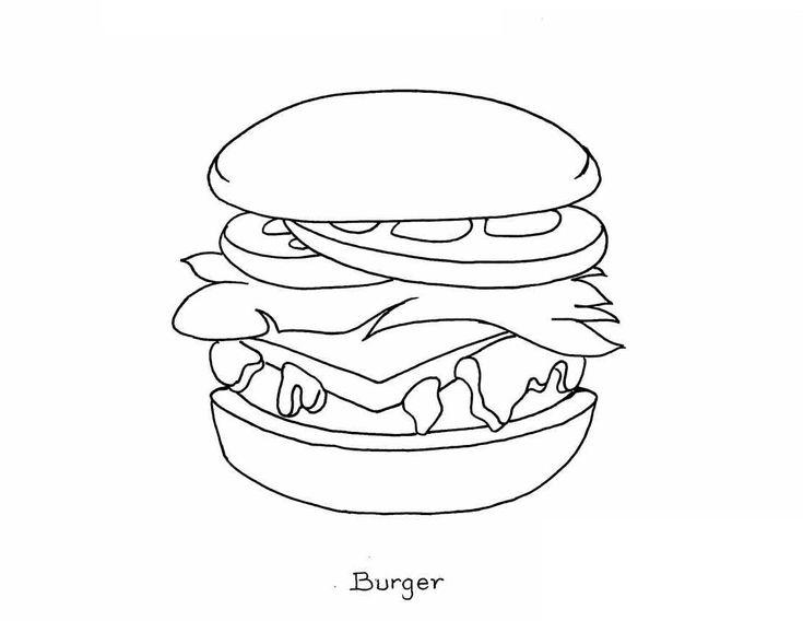 31 besten food coloring pages Bilder auf Pinterest | Gesunde ...