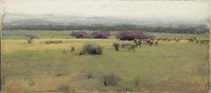 """""""Purple and Sage"""" by Michael Workman   newvisionart"""