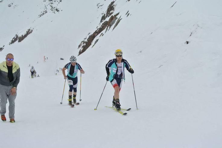 Ötzi Alpin Marathon 2014 - Skitour...