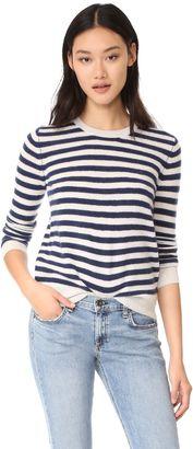 Shop Now - >  https://api.shopstyle.com/action/apiVisitRetailer?id=625522114&pid=uid6996-25233114-59 360 SWEATER Shantae Cashmere Sweater  ...