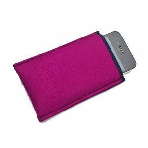 Custodia iPhone pink by Re Wrap