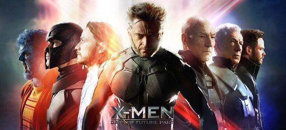 Pósteres para 'X-Men: Días del futuro pasado'