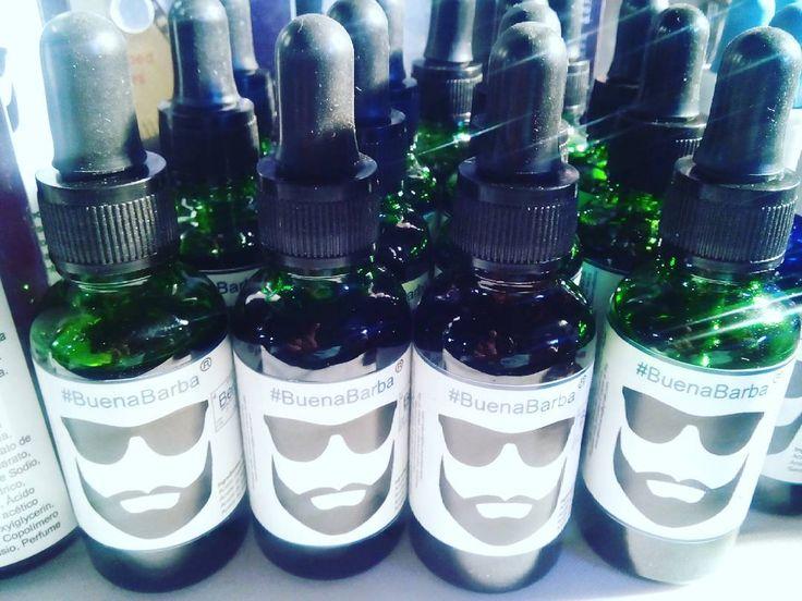 Listos para entrega. Bergamota oil. Con minoxidil 10%. Obtener una barba densa y tupida.  #BeardCare #BeardGrowth  #BuenaBarba #BergamotaOil  #Bergamota #ForBarbers #BarbeLife #BarbeShop #Barbeia #Barbudo #Barbon. by buenabarba