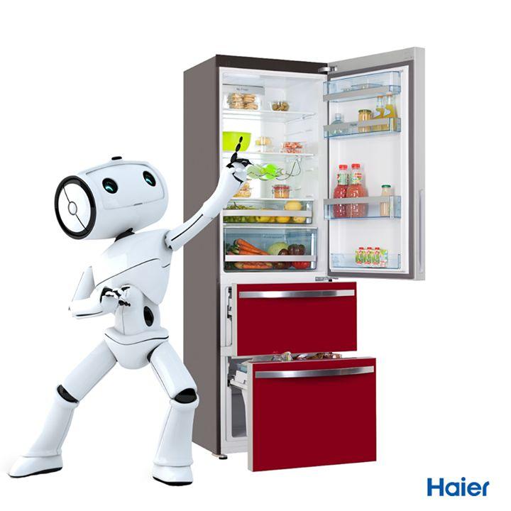 ♪ ♫ ♪ E-zy, E-zy Cool ♪ ♫ ♪ O E-zy είναι... cool γιατί έχει ψυγείο #Haier! Εσείς;  Ανακαλύψτε τα απίθανα ψυγεία της Haier!  #HaierGr