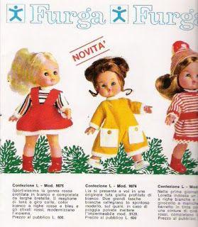 Pubblicità Advertising mini Furga
