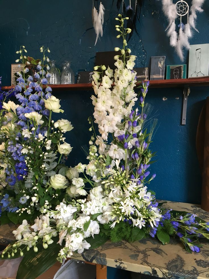 Flowerarrangement funeral