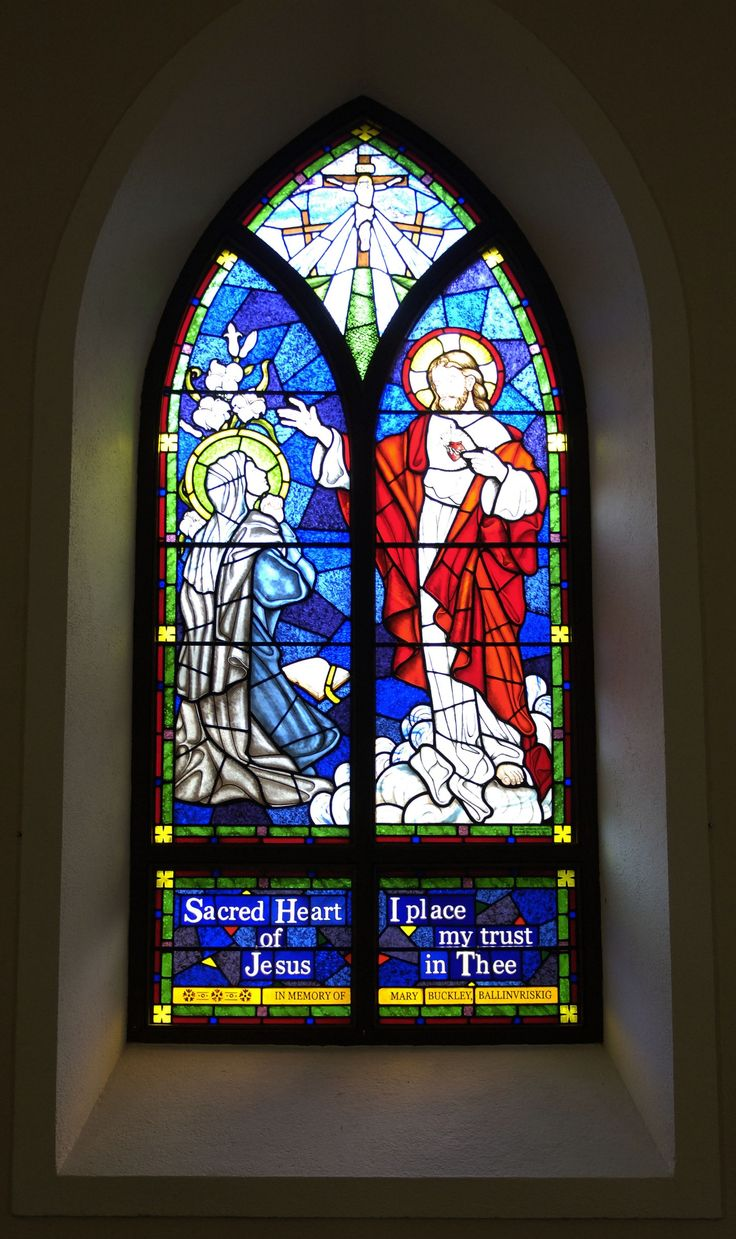 1000 images about stained glass church windows on for Stained glass window church