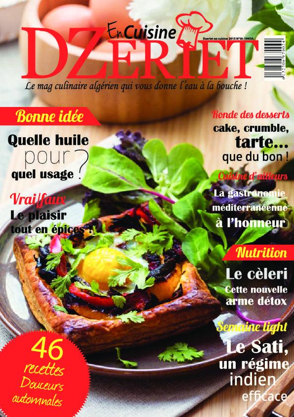 Dzeriet En Cuisine (Fr) N°38 - Kioscom