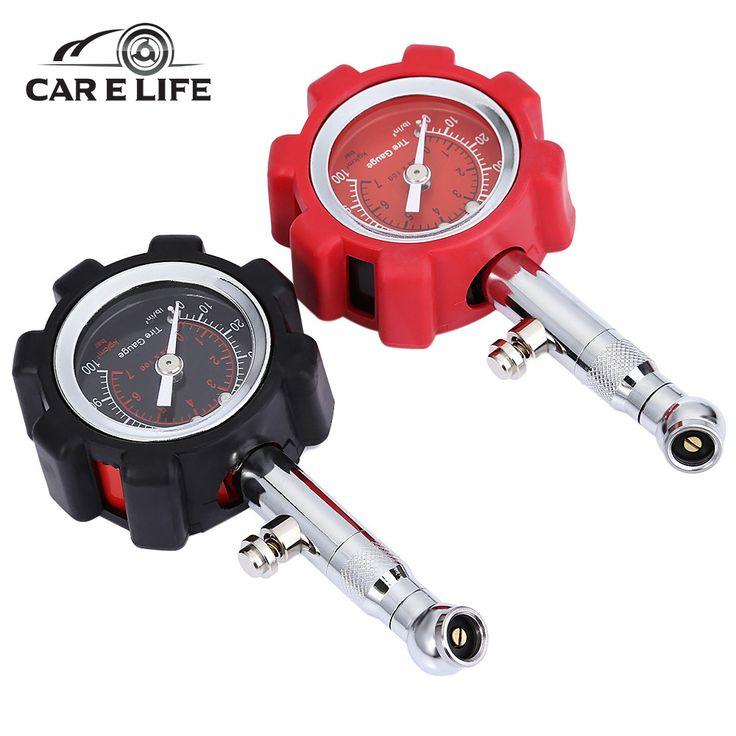 Car LCD PSI KPA BAR Digital Tire Pressure Gauge Manometer Tester for Cars Trucks Motorcycles Bikes
