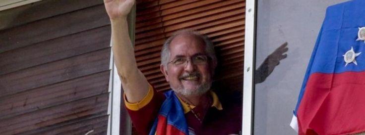 Antonio Ledezma escapó del arresto domiciliario y salió de Venezuela - Cooperativa.cl