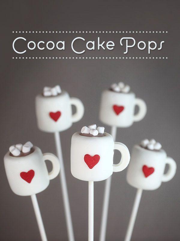 Cocoa Cake Pops | Bakerella | Bloglovin'