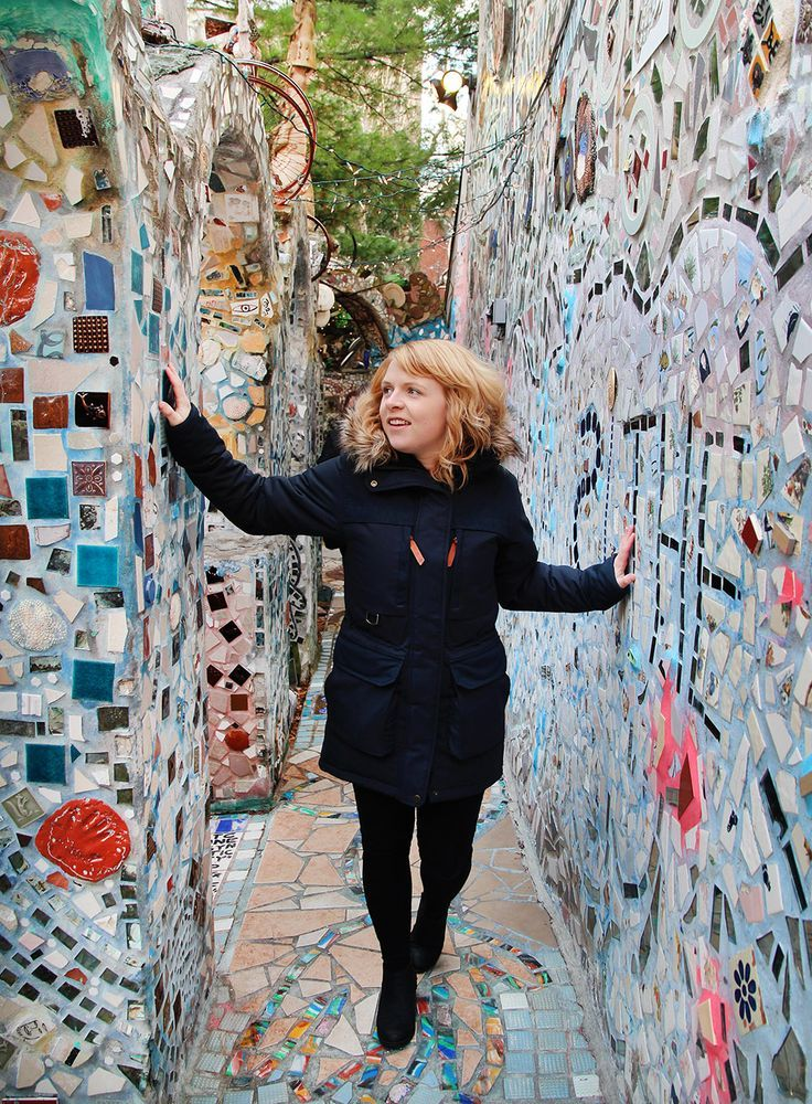 Magic Gardens, Philadelphia / 8 fun and photogenic things to do in Philadelphia / A Globe Well Travelled