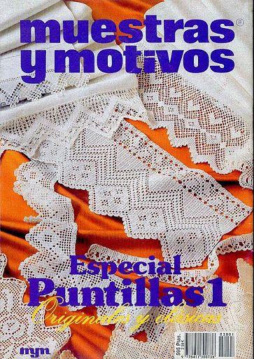 Puntillas - Ana Garcia - Álbuns da web do Picasa...FREE BOOK AND DIAGRAMS!!