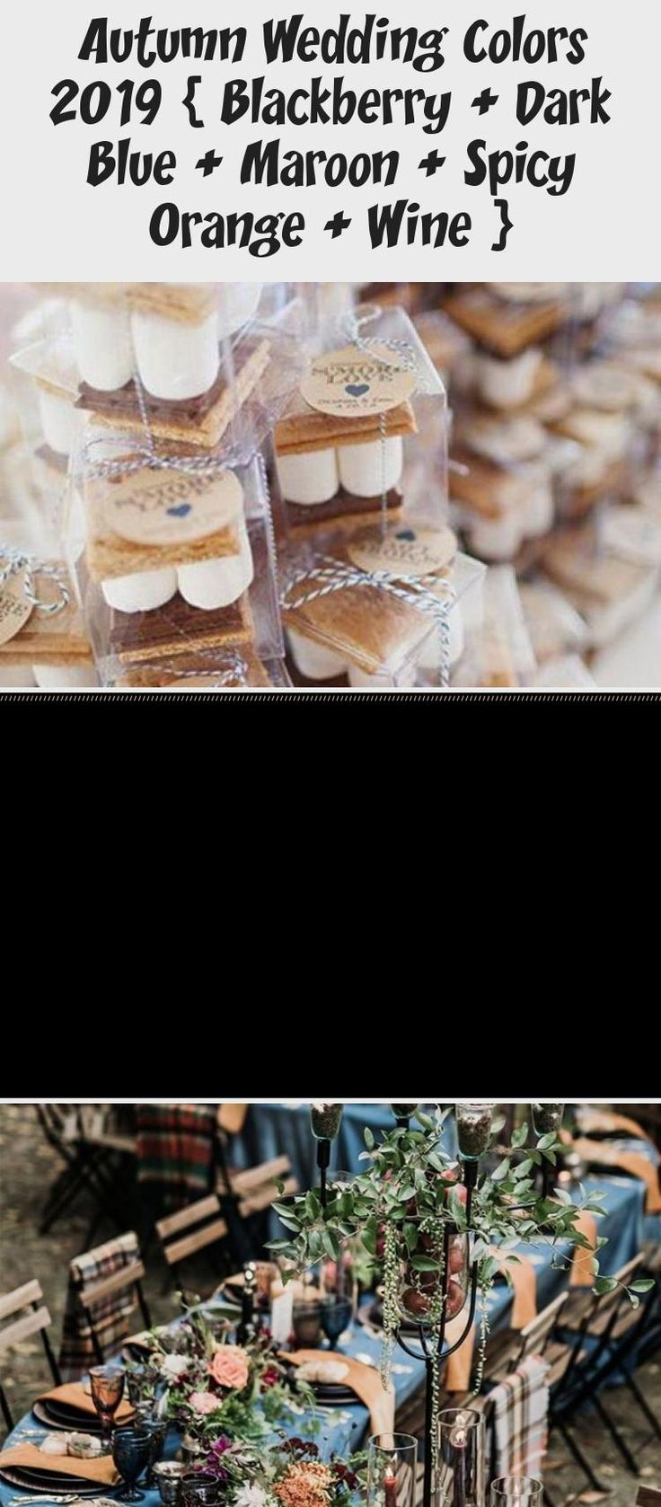 Autumn wedding colors 2019 { Blackberry + Dark Blue + Maroon + Spicy Orange + Wine } #color #fall #autumn #wedding #BridesmaidDressesBoho #BridesmaidDressesMismatched #SimpleBridesmaidDresses #UniqueBridesmaidDresses #CasualBridesmaidDresses