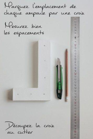 les 20 meilleures id es de la cat gorie lettres lumineuses sur pinterest. Black Bedroom Furniture Sets. Home Design Ideas