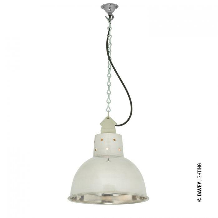 Spun Reflector with Suspension Lampholder 7165