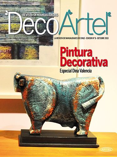 DecoArtel N°8: Pintura Decorativa
