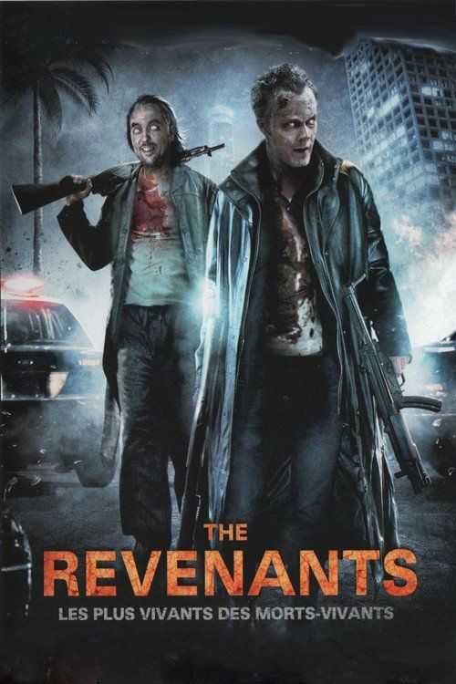 Watch The Revenant (2009) Full Movie Online Free