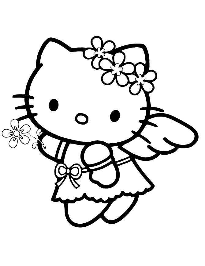 Collection Of Angel Coloring Pages Free Coloring Sheets Hello Kitty Coloring Kitty Coloring Cat Coloring Book