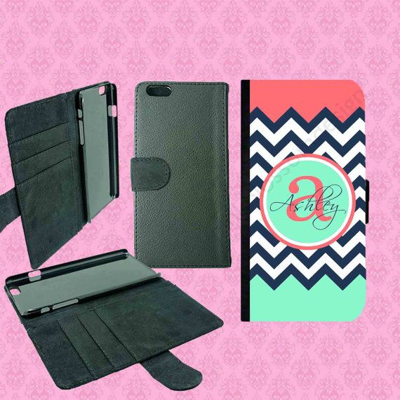 iPhone 6 Plus Case iPhone 6 Wallet Case by pinkblossomdesign