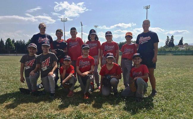 Softball giovanile a giugno in campo anche i più piccoli