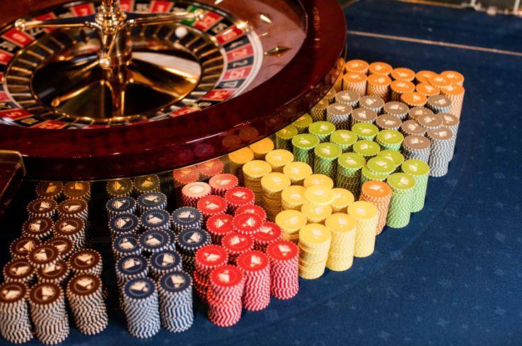Table de Roulette anglaise - Casino Barrière Enghien-les-Bains