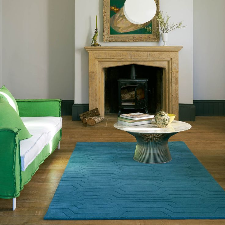 Enhance Your Décor With One Of The Many Attractive Colour Choices In Circuit Rug Collection Green Rugsblue Rugsteal