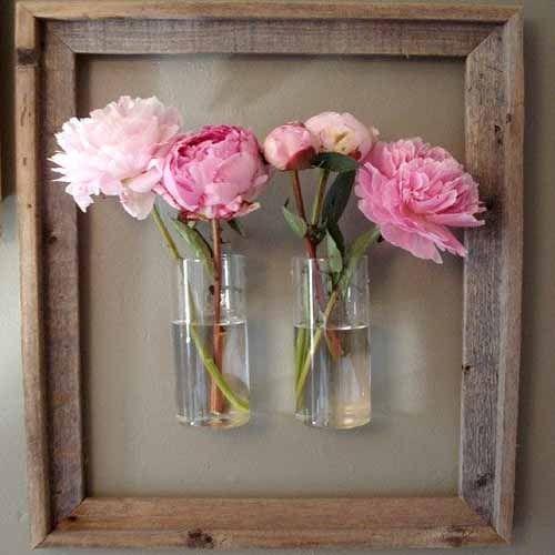 стильные композиции из свежих цветов