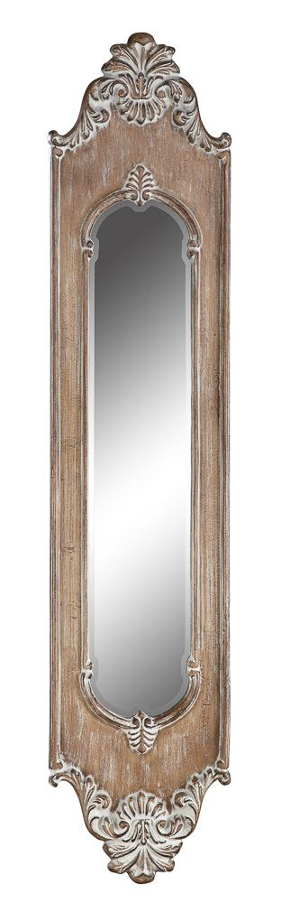 17 best images about mirrors on pinterest hooker for Long narrow decorative mirrors