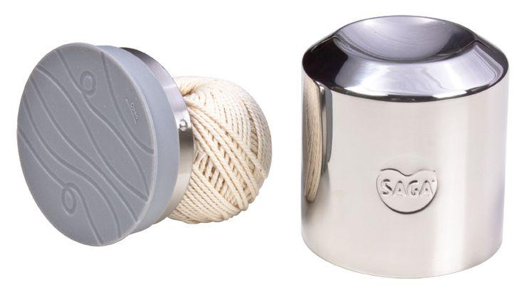 Cooking string dispenser design for SAGA (Metsä Tissue). Design by Pennanen Design.