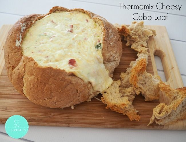 Thermomix Cobb Loaf