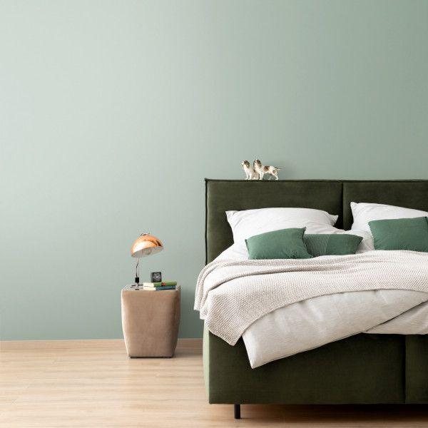 Designfarbe Harmonisches Jadegrun Schoner Wohnen Wandfarbe Wohnen Schoner Wohnen