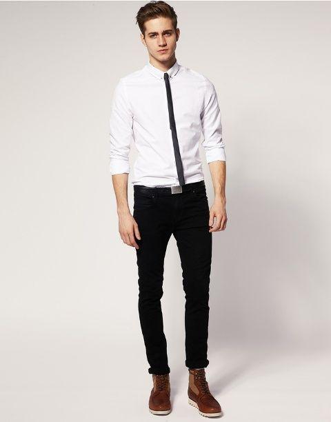 0c39ad1824b With black tie